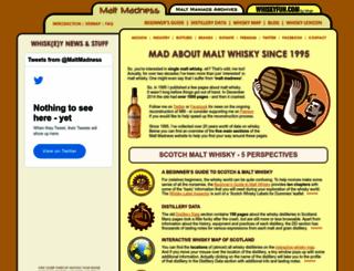 maltmadness.com screenshot