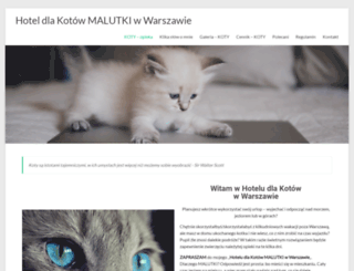 malutki.eu screenshot