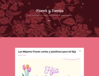 mamafamilia.com screenshot