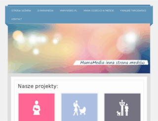 mamamedia.pl screenshot