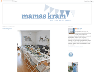 mamaskram.blogspot.nl screenshot