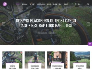 mambaonbike.pl screenshot