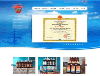 mamchauson.com.vn screenshot