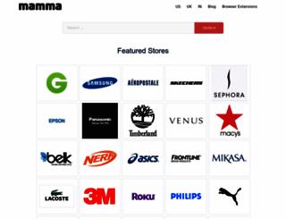 mamma.com screenshot