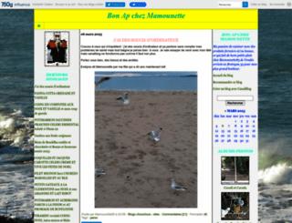 mamounette85.canalblog.com screenshot