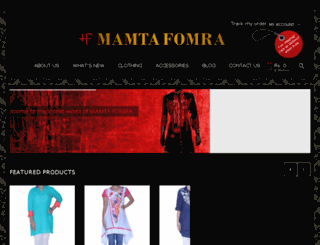 mamtafomra.com screenshot