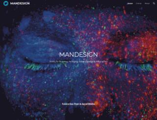 man-design.net screenshot