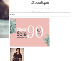man.31boutique.com.vn screenshot