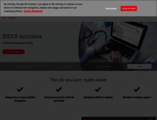 mana59.animana.com screenshot