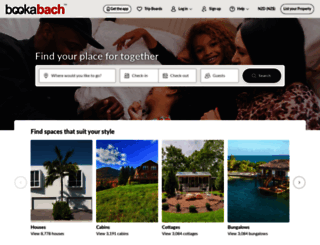 manage.bookabach.co.nz screenshot