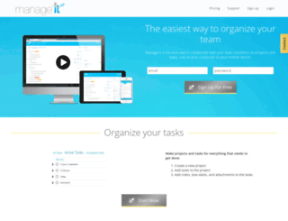 manageitapp.com screenshot