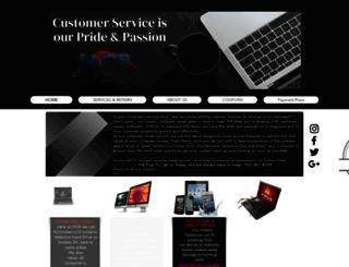 manassascomputerrepair.com screenshot