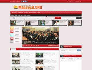 manavgat.org screenshot