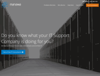 manawa.net screenshot