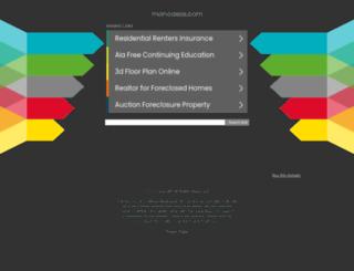 mancasas.com screenshot
