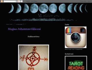 mandalatuvassa.blogspot.com screenshot