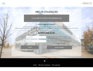 mandslearning.com screenshot