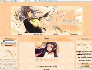 mangamonde.eklablog.fr screenshot