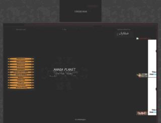 mangaplanet.forumfree.net screenshot