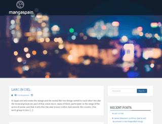mangaspain.com screenshot