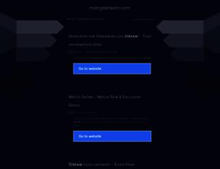 mangastream.com screenshot