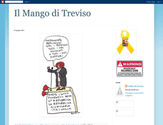 mangoditreviso.blogspot.it screenshot