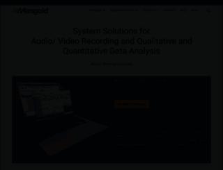 mangold-international.com screenshot