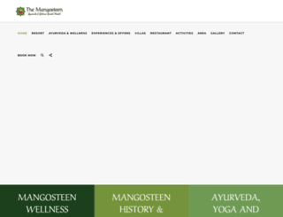 mangosteen-phuket.com screenshot