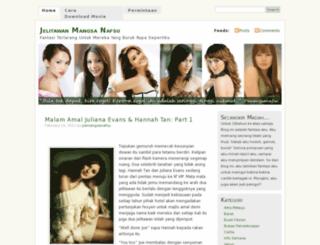 mangsanafsu.wordpress.com screenshot