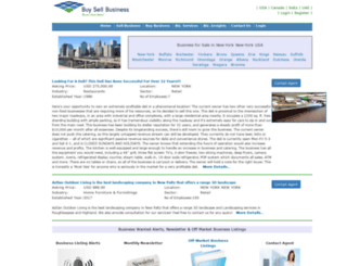 manhattan.buysellbusinesses.com screenshot