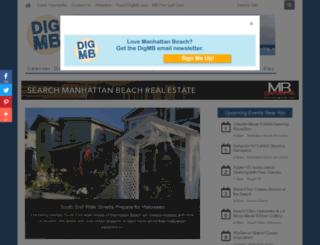 manhattanbeach.locable.com screenshot