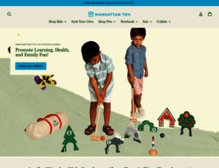 manhattantoy.com screenshot