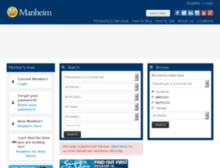 manheimfowles.com screenshot