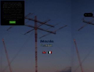maniaradio.it screenshot