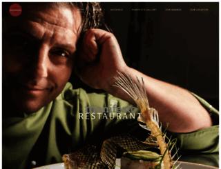 manifestorestaurant.ie screenshot