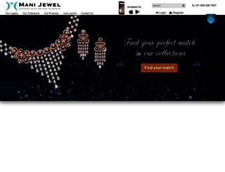 manijewel.com screenshot