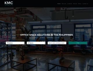 manilaofficespace.com screenshot