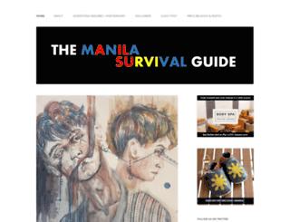manilarules.com screenshot