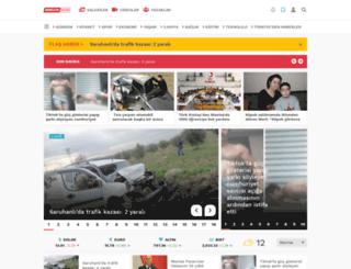manisadabugun.com screenshot