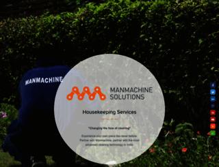 manmachinesolutions.com screenshot