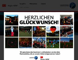 mannschaftsfoto-nrw.de screenshot