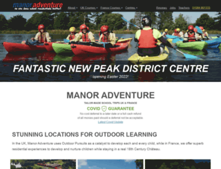 manoradventure.com screenshot