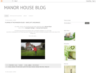 manorhouseblog.blogspot.co.uk screenshot