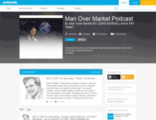 manovermarket.podomatic.com screenshot