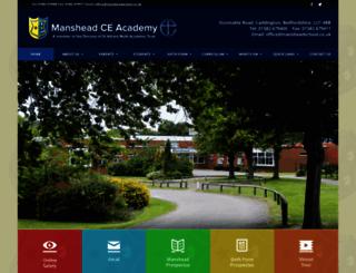 mansheadschool.co.uk screenshot