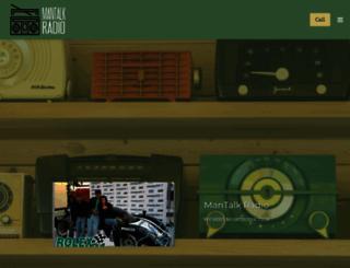 mantalk.com screenshot