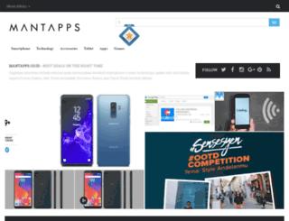 mantapps.co.id screenshot
