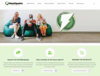 mantiqueira.com.br screenshot