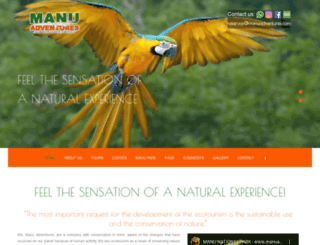 manuadventures.com screenshot