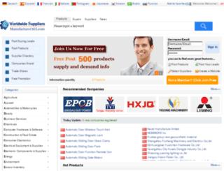 manufacturer365.com screenshot